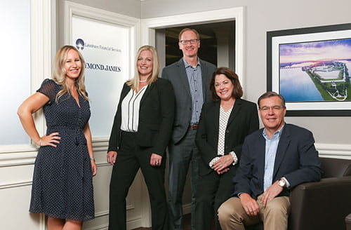 Lakeshore Financial Team Photo